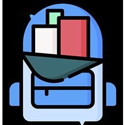 School bags & School books
