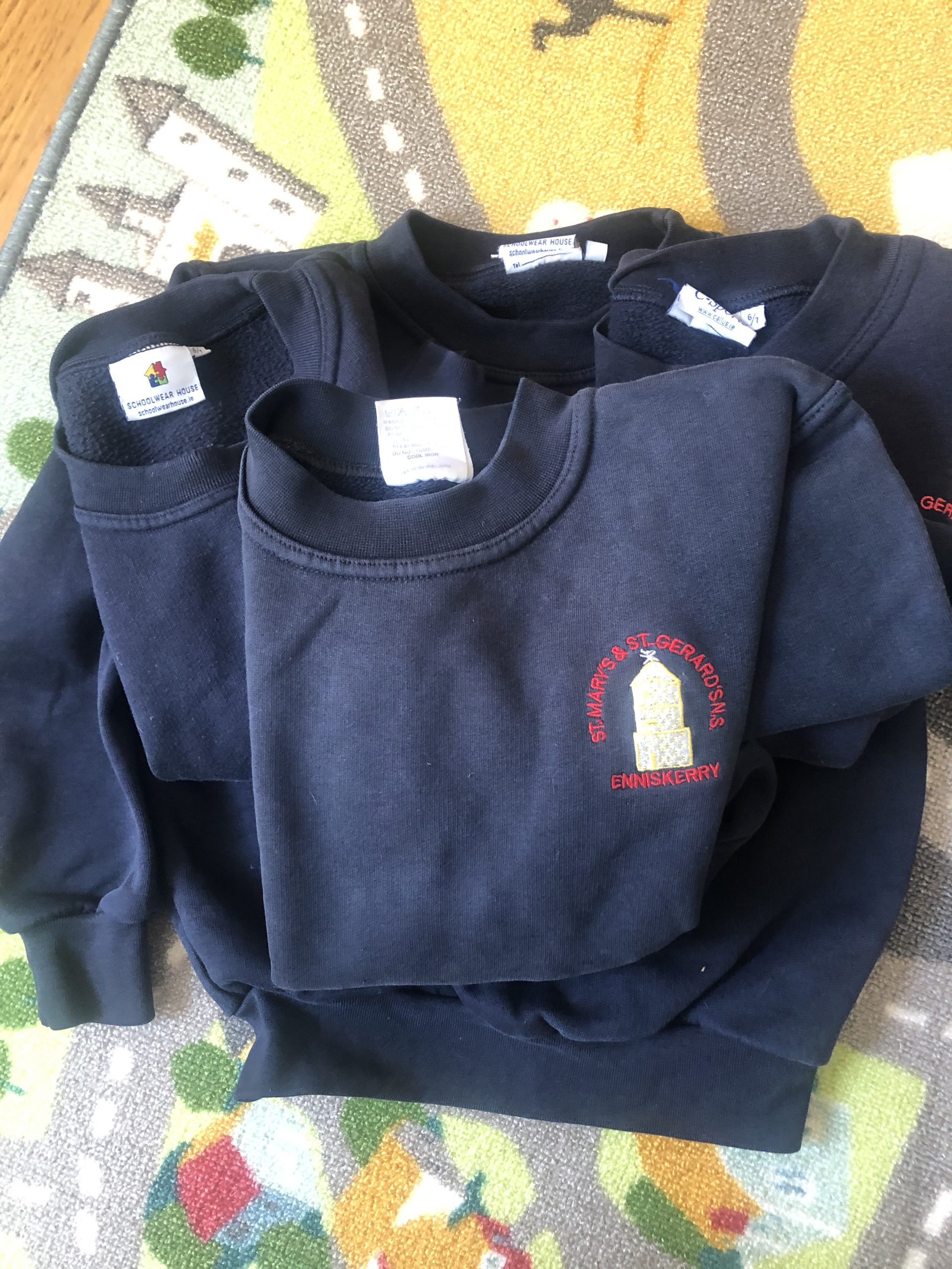St Mary and Gerards School Bundle 6-7