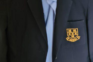 St Gerards, Bray school blazer