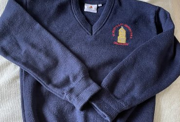 St Mary and St Gerards School Jumper 7 – 8