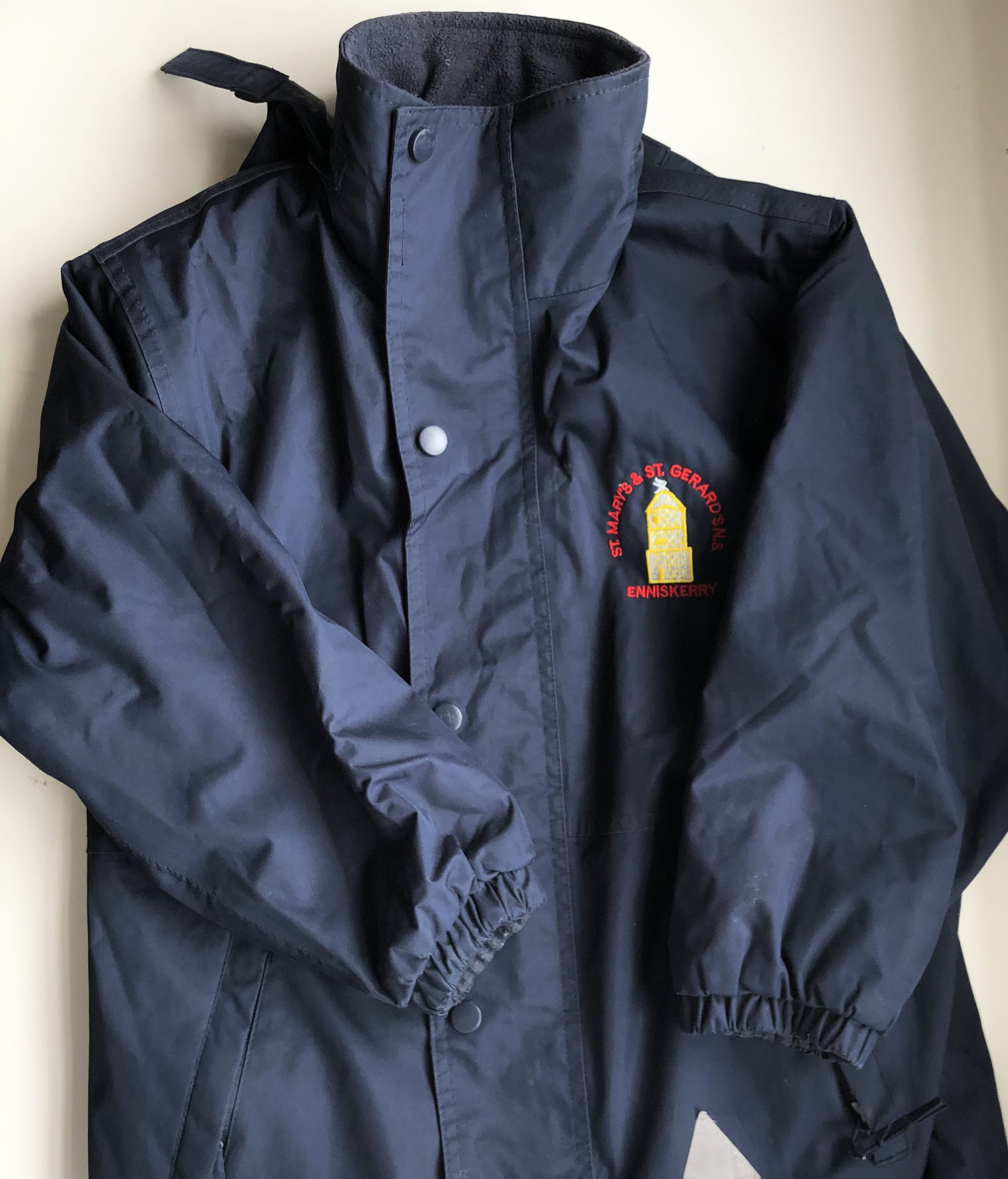 St Mary's and St Gerard's Enniskerry School Coat/Jacket