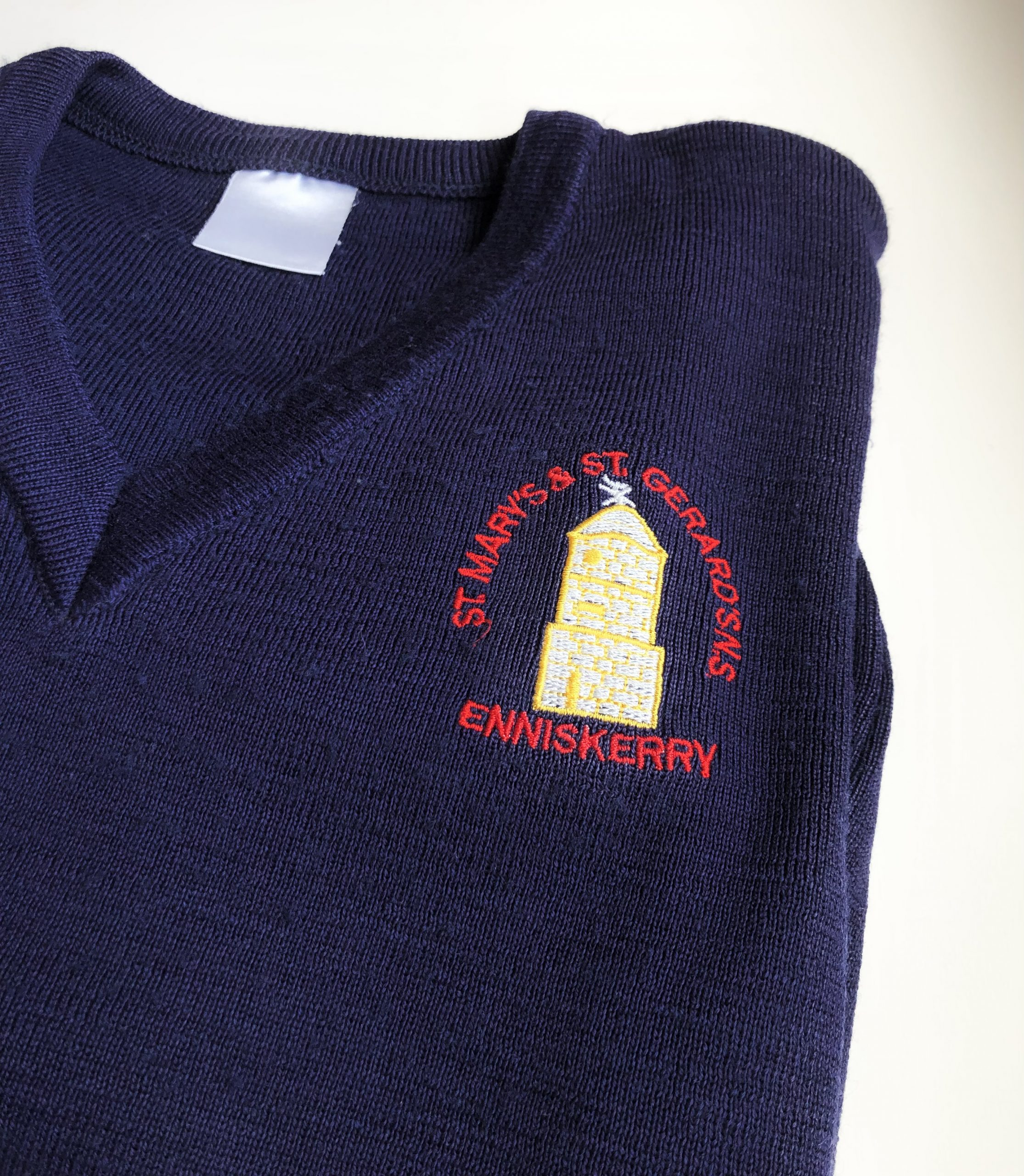 St Mary's and St Gerard's Enniskerry Uniform Jumper