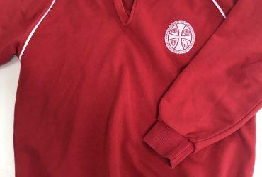 Alexandra College Junior School PE sweatshirt