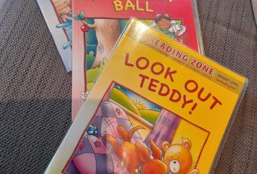 Junior Infant Readers