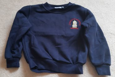 St Mary's and St Gerard's Jumpers