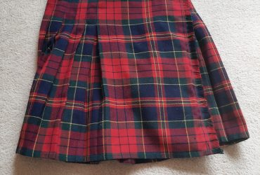 St Mary's and St Gerard's Skirt