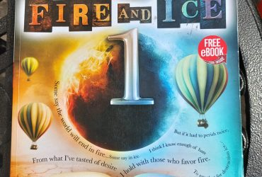 Schoolbook Fire and Ice 1- €5