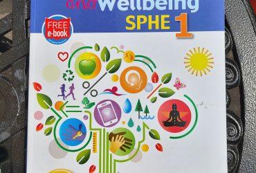 Schoolbook Health and Wellbeing SPHE 1 €8