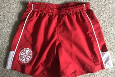 Alexandra College sport shorts