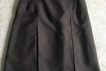 Alexandra College Brown skirt