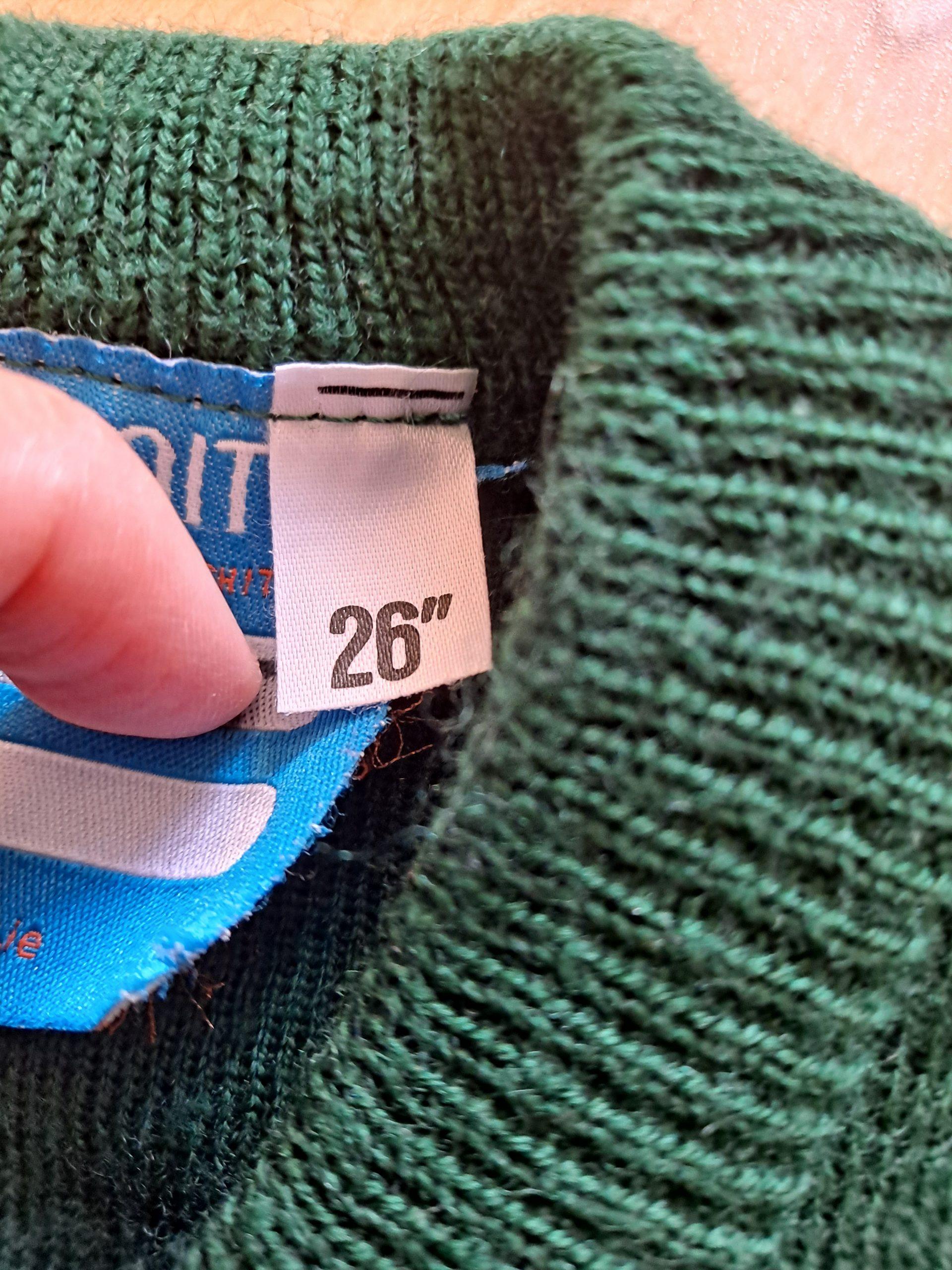 jumper green Hollypark 26